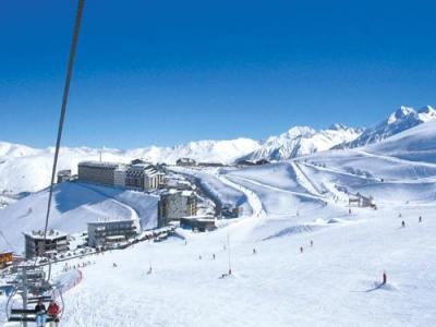 Alquiler Saint Lary Soulan : Les Residences Pla D'adet invierno