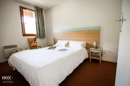 Location au ski Appartement 2 pièces cabine 6 personnes - Residence Les Balcons De La Neste - Saint Lary Soulan - Chambre