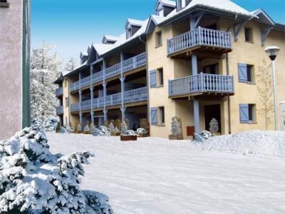 Location au ski Residence Les Trois Vallees - Saint Lary Soulan - Extérieur hiver