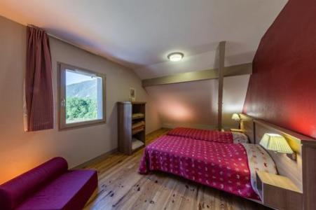 Location au ski Residence Les Trois Vallees - Saint Lary Soulan - Lit simple