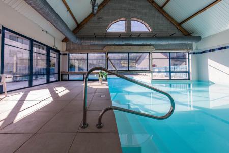 Location au ski Residence Les Trois Vallees - Saint Lary Soulan - Piscine