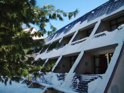 Location au ski Residence Royal Milan - Saint Lary Soulan - Extérieur hiver