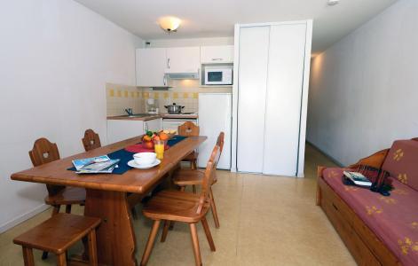 Location 6 personnes Appartement 2 pièces cabine 5-6 personnes - Residence Soleil D'aure