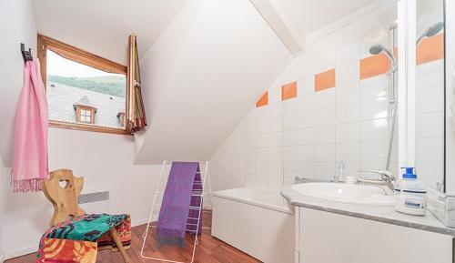 Location au ski Residence Vignec Village - Saint Lary Soulan - Salle de bains