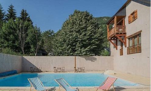 Location au ski Residence Vignec Village - Saint Lary Soulan - Piscine