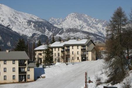 Location au ski Vvf Villages La Pause - Saint-Léger-les-Mélèzes - Extérieur hiver