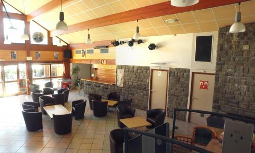 Location au ski VVF Villages le Roure - Saint-Léger-les-Mélèzes - Réception