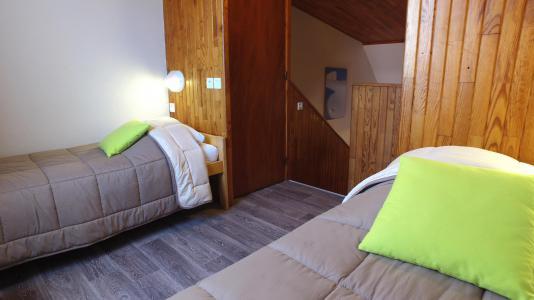 Location au ski VVF Villages le Roure - Saint-Léger-les-Mélèzes - Chambre