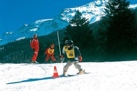 Location au ski Vvf Villages Le Roure - Saint-Léger-les-Mélèzes - Extérieur hiver