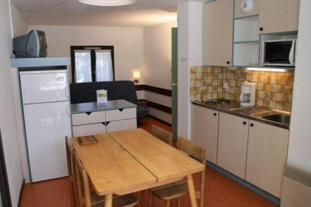 Location au ski Vvf Villages Le Roure - Saint-Léger-les-Mélèzes - Kitchenette