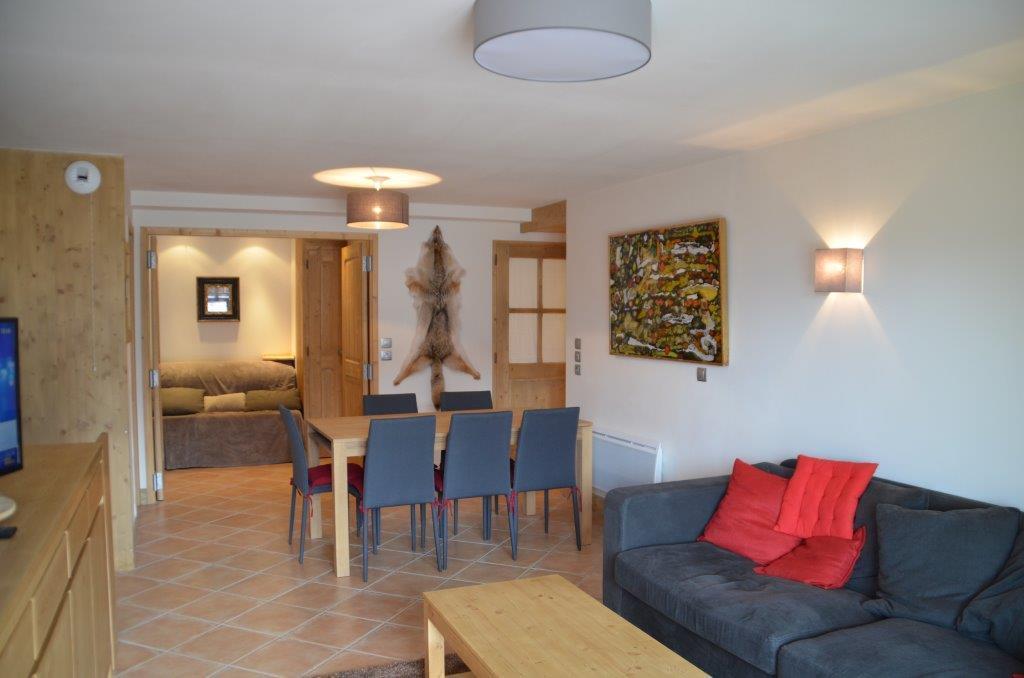 Location au ski Appartement 4 pièces cabine 5 personnes (1) - Chalet Adele - Saint Martin de Belleville
