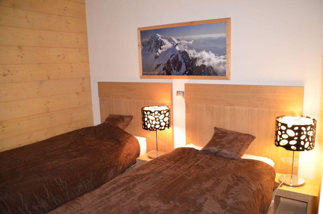 Location au ski Appartement 4 pièces 6 personnes (12) - Chalet Adele - Saint Martin de Belleville - Chambre