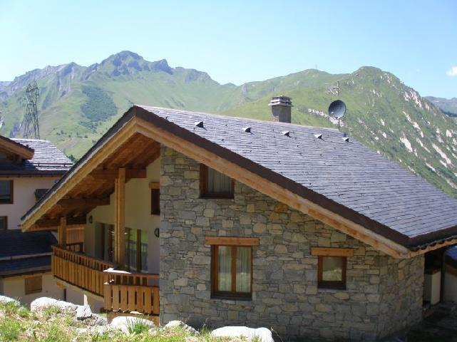 Location au ski Chalet duplex 5 pièces 12 personnes - Chalet Des Encombres - Saint Martin de Belleville