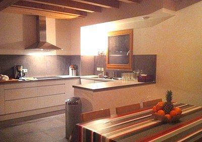 Location au ski Appartement 7 pièces mezzanine 12 personnes (724) - Chalet Indiana - Saint Martin de Belleville - Cuisine
