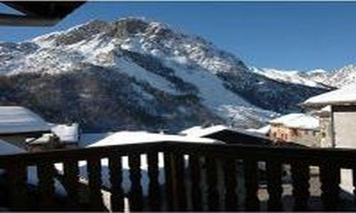 Location au ski Chalet Les Pachons - Saint Martin de Belleville - Extérieur hiver