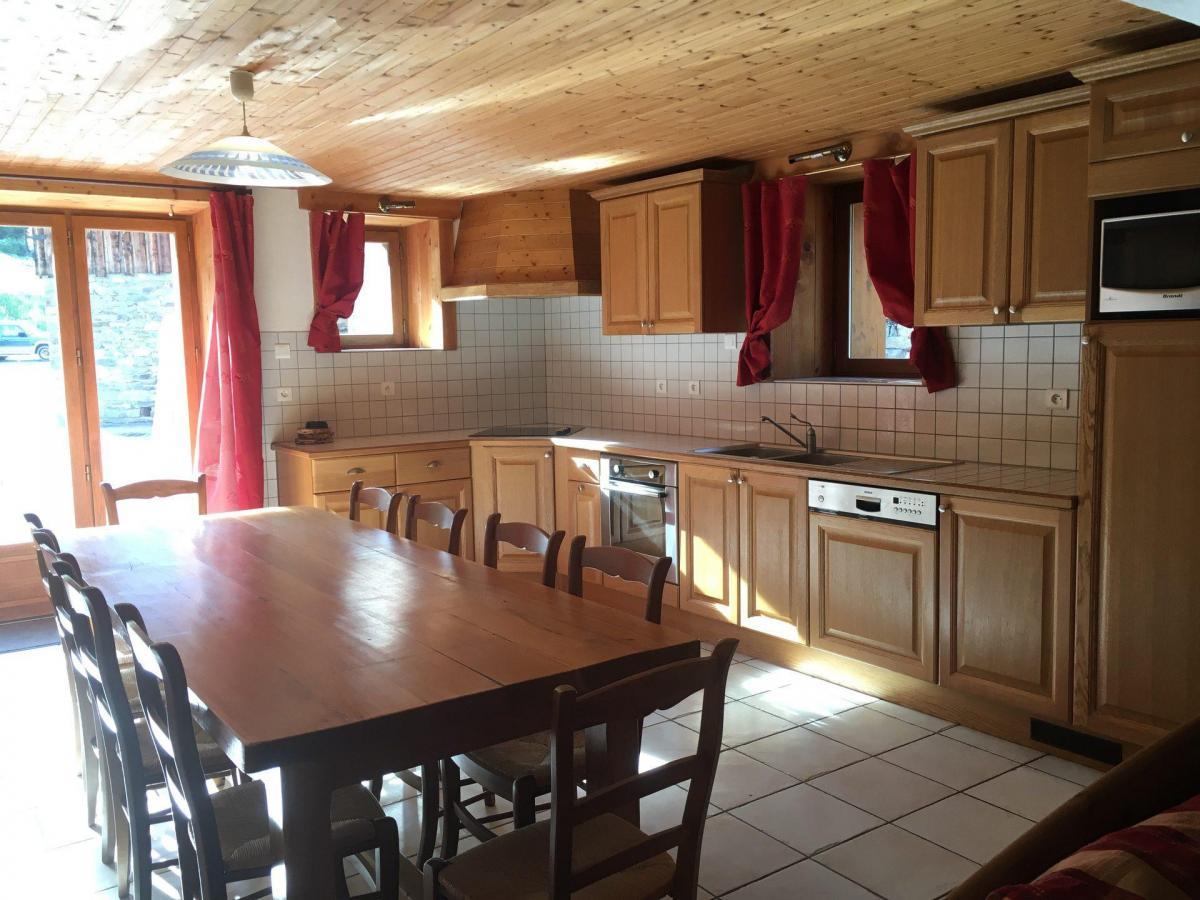 Location au ski Chalet 4 pièces 8 personnes (Siana) - Chalets Les Granges - Saint Martin de Belleville