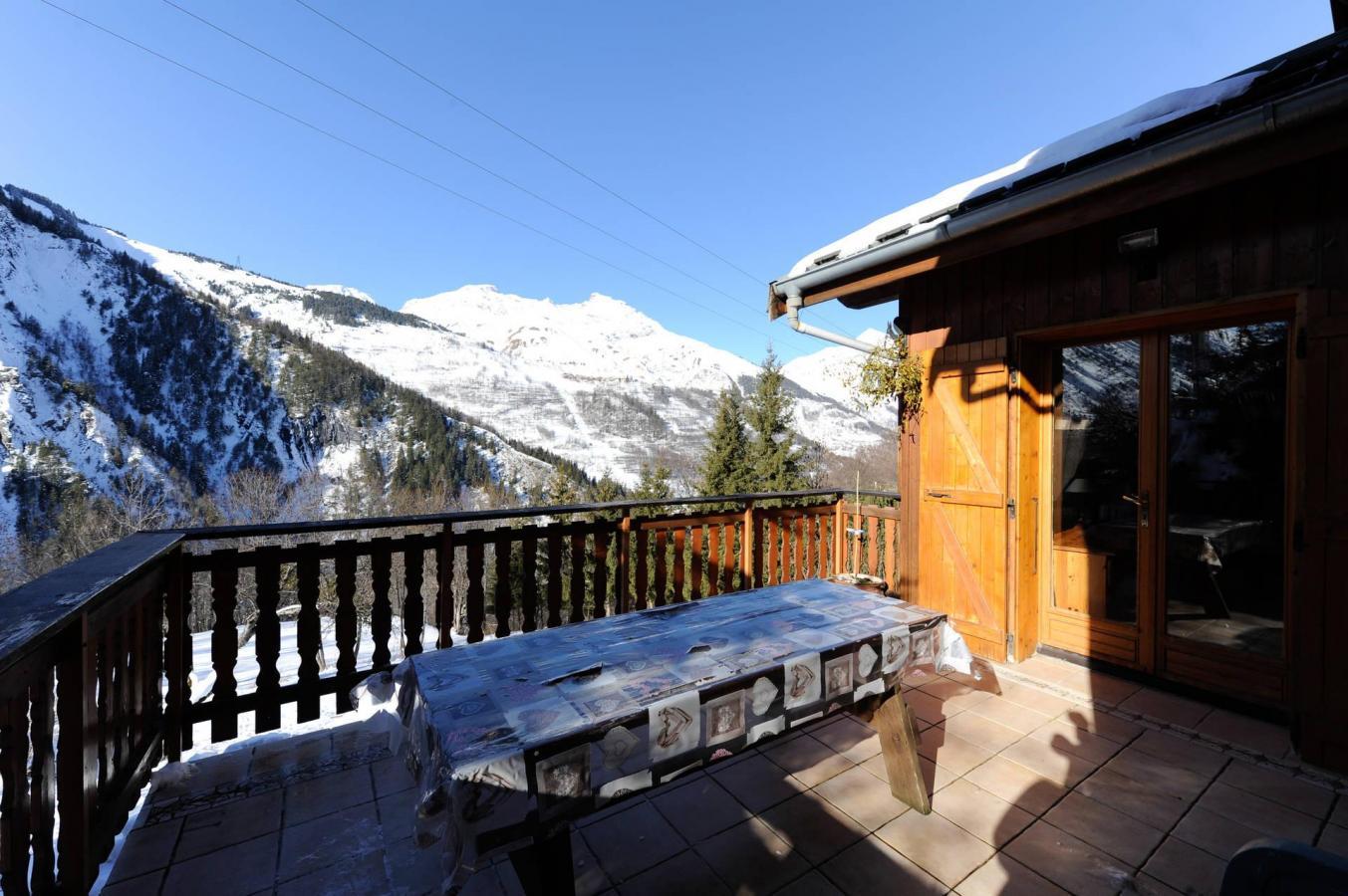 chalets les varcins 3 martin de belleville location vacances ski martin de