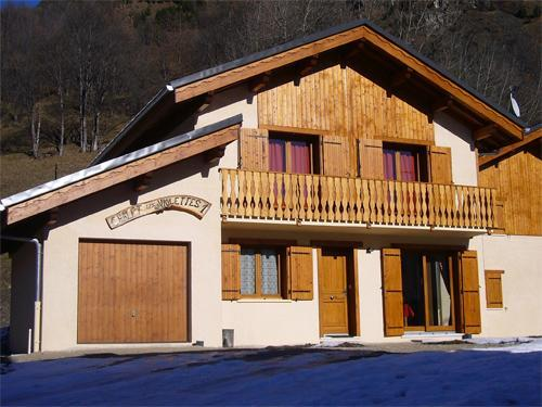 Location Chalets Violettes