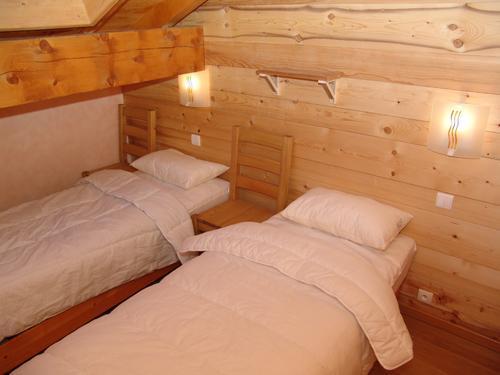 Location au ski Appartement duplex 6 pièces 10 personnes - Le Chalet Mimosa - Saint Martin de Belleville - Lit simple