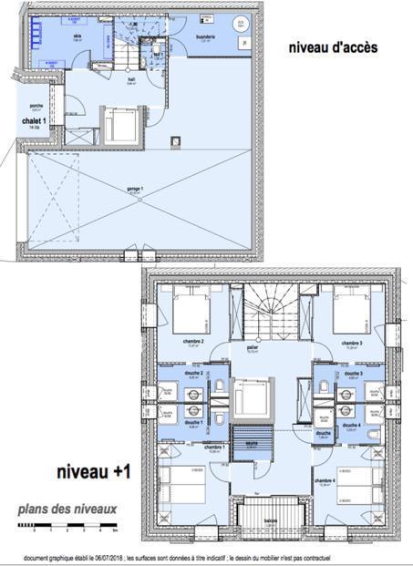photo de Appartement 8 pièces 14 personnes (M1)