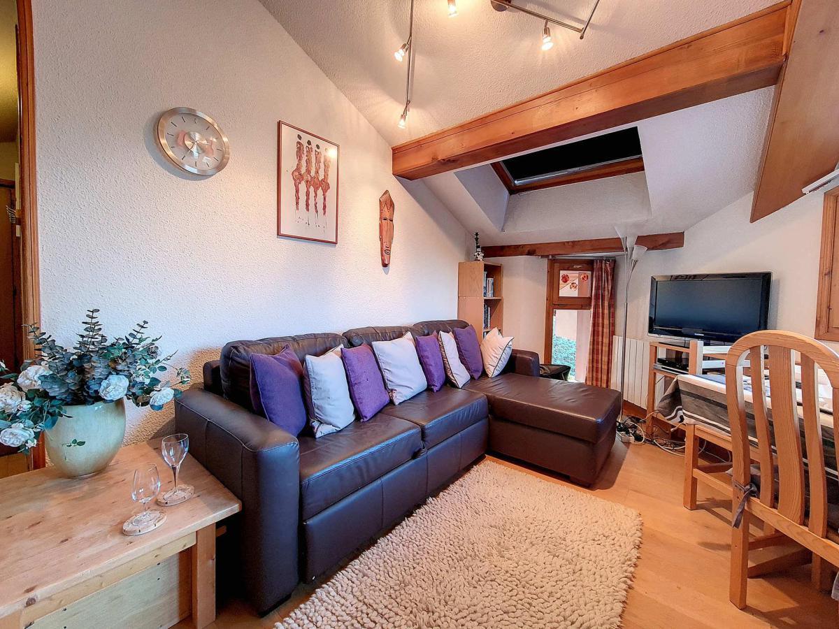 Ski en janvier Residence Balcons De Tougnette