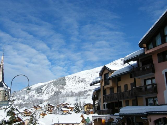 Ski en décembre Residence Biolley