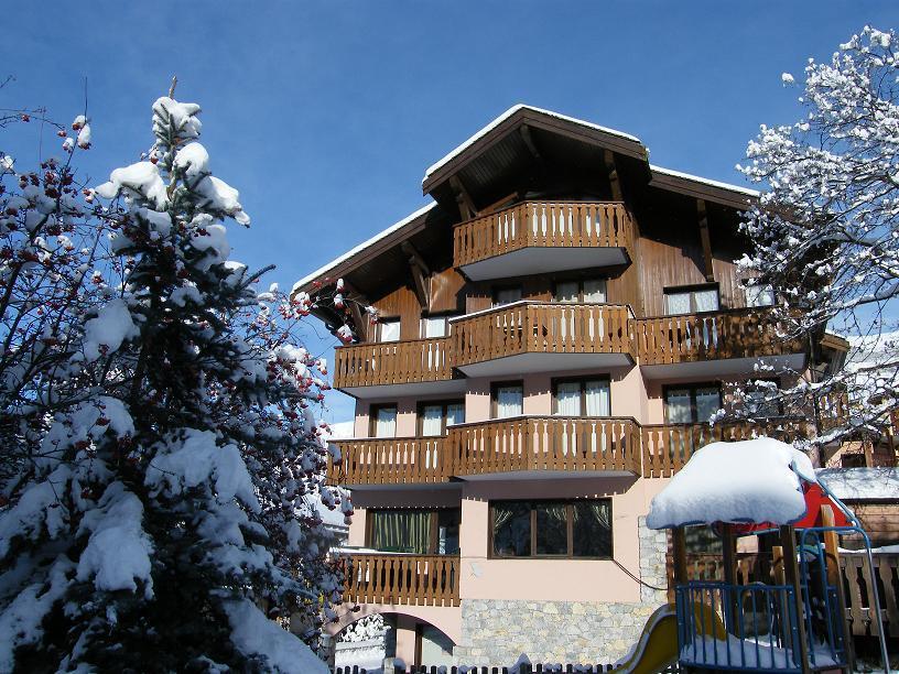 Hébergement au ski Residence Dahlia