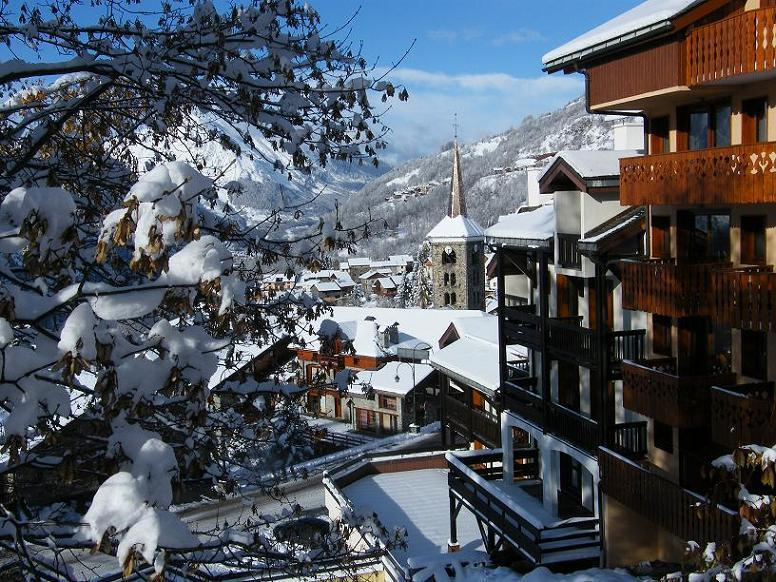 Ski en décembre Residence Hors Piste