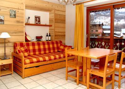 Location au ski Appartement 2 pièces 4 personnes (6) - Residence Les Coronilles - Saint Martin de Belleville - Séjour