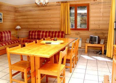 Location au ski Appartement 3 pièces 6 personnes (2) - Residence Les Coronilles - Saint Martin de Belleville - Séjour