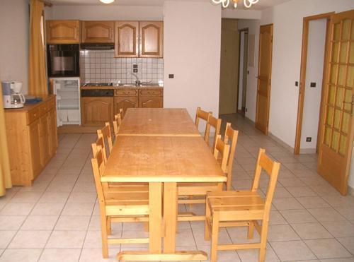 Location au ski Appartement 4 pièces 8 personnes (4) - Residence Les Coronilles - Saint Martin de Belleville - Coin repas