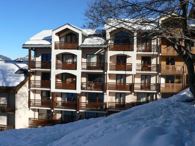 Partir au ski Residence Les Murgers