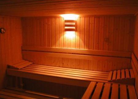 Location au ski Residence Trolles - Saint Martin de Belleville - Sauna