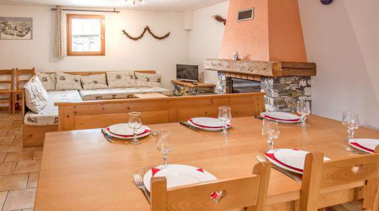 Alquiler al esquí Apartamento 3 piezas para 4 personas (4) - Chalet Acacia - Saint Martin de Belleville - Apartamento