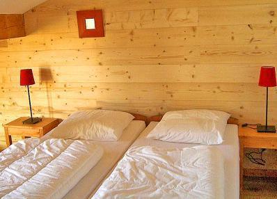 Location au ski Chalet 8 pièces 14 personnes - Chalet Balcons Acacia - Saint Martin de Belleville - Chambre