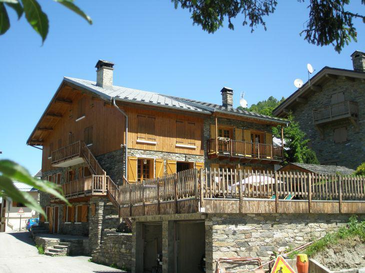 Location au ski Chalet Blanche - Saint Martin de Belleville