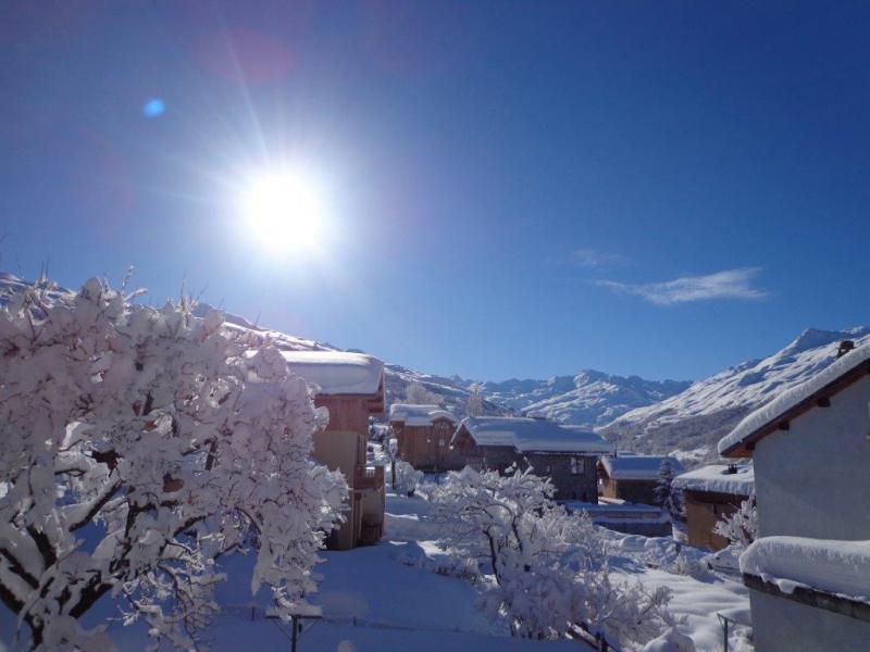 Soggiorno sugli sci Chalet d'Ethan - Saint Martin de Belleville