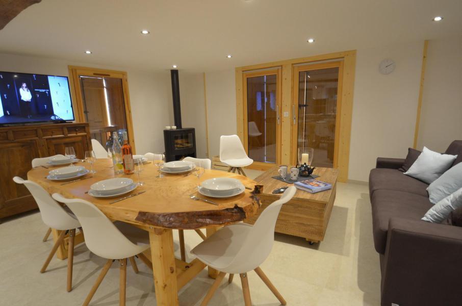 Location au ski Appartement 4 pièces 6 personnes (1) - Chalet de la Croix de Fer - Saint Martin de Belleville - Séjour