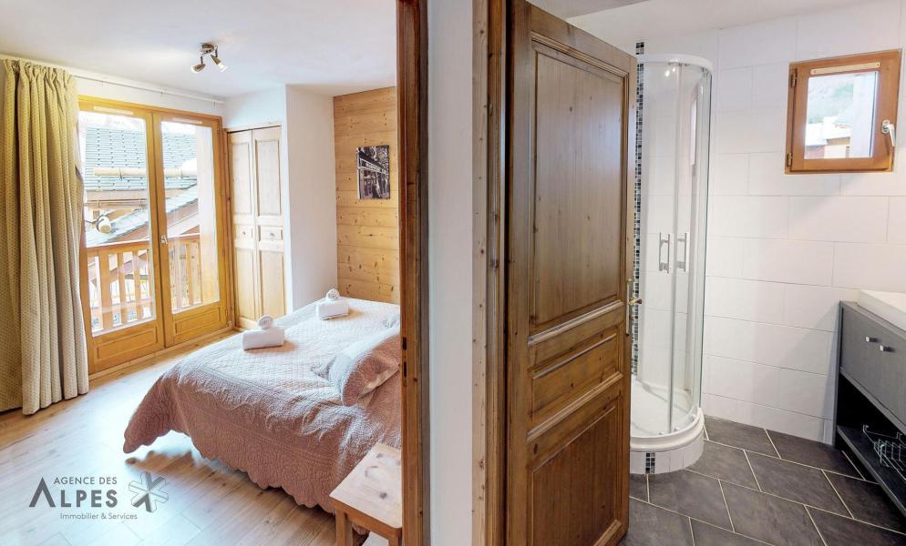 Skiverleih 10 Zimmer Chalet für 18 Personen (LET) - Chalet de la Villette - Saint Martin de Belleville - Dusche