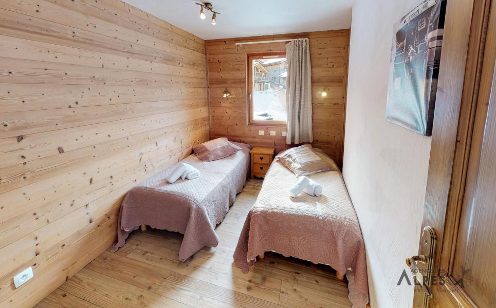 Skiverleih 10 Zimmer Chalet für 18 Personen (LET) - Chalet de la Villette - Saint Martin de Belleville - Schlafzimmer