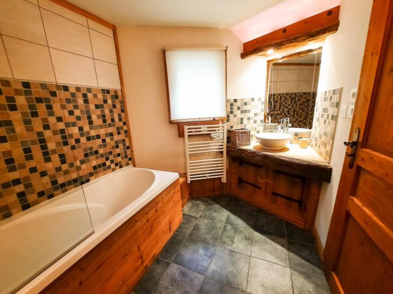 Location au ski Chalet duplex 5 pièces 12 personnes - Chalet des Encombres - Saint Martin de Belleville - Chambre