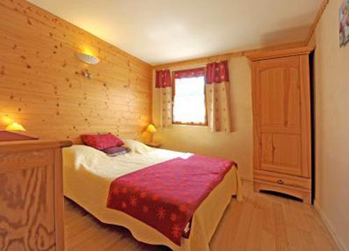 Location au ski Appartement 4 pièces 6 personnes - Chalet Iris - Saint Martin de Belleville - Chambre