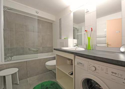 Location au ski Appartement 4 pièces 6 personnes - Chalet Iris - Saint Martin de Belleville - Salle de bains