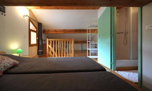 Location au ski Appartement duplex 3 pièces 5 personnes - Chalet Iris - Saint Martin de Belleville - Mezzanine