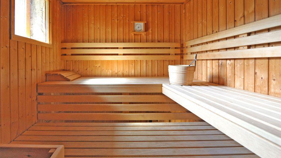 Location au ski Appartement duplex 3 pièces 5 personnes - Chalet Iris - Saint Martin de Belleville - Sauna