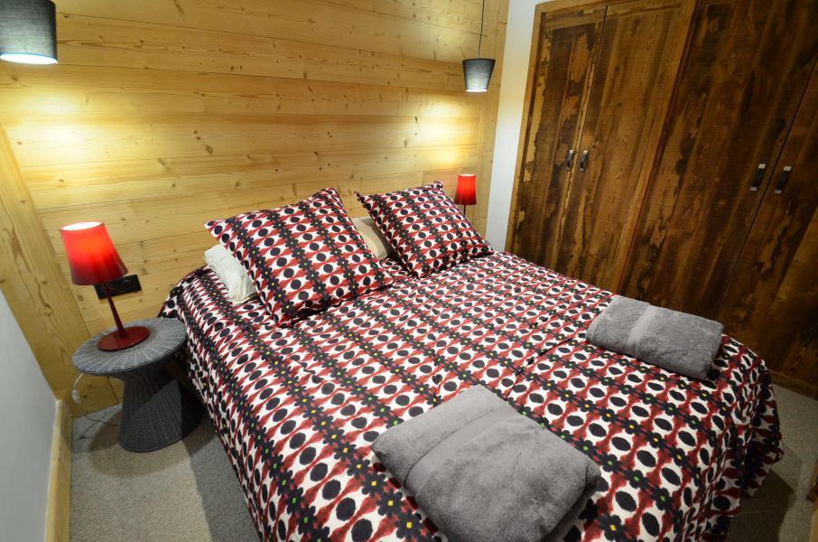 Location au ski Chalet 6 pièces 10-12 personnes - Chalet l'Etable - Saint Martin de Belleville - Chambre