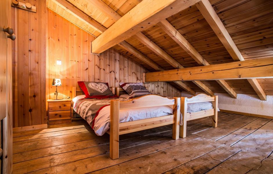 Location au ski Chalet Loutantin - Saint Martin de Belleville - Lit double