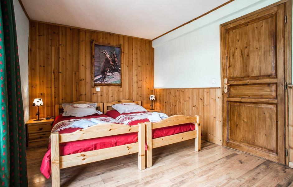Location au ski Chalet Loutantin - Saint Martin de Belleville - Lits twin