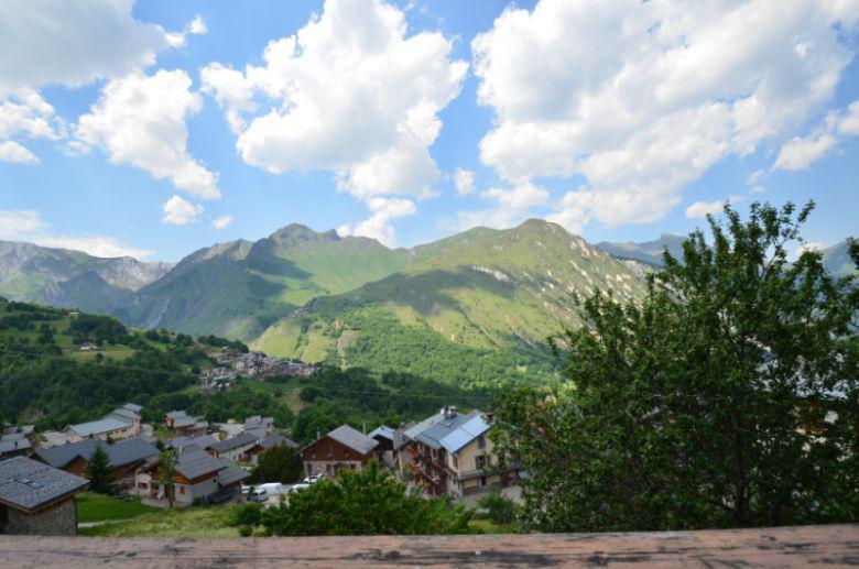 Wynajem na narty Apartament triplex 5 pokojowy kabina  8 osób - Chalet Marie Gros - Saint Martin de Belleville - Pokój