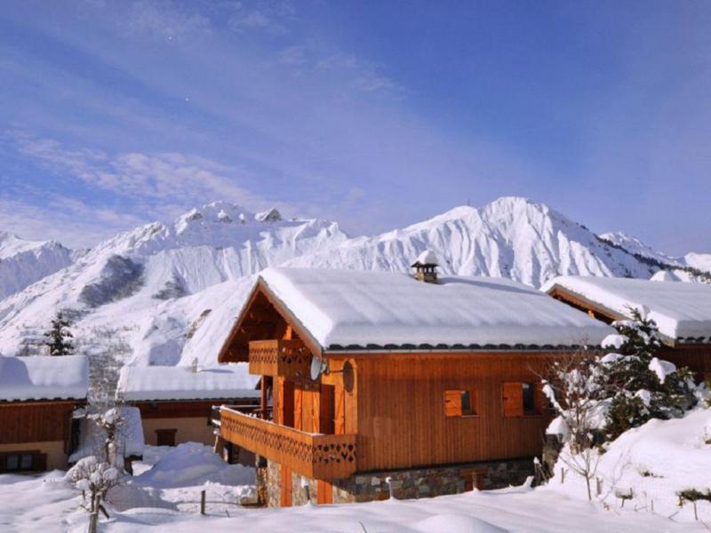 Landhaus Chalet Marmotte - Saint Martin de Belleville - Nordalpen